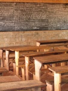 Skola i Togo
